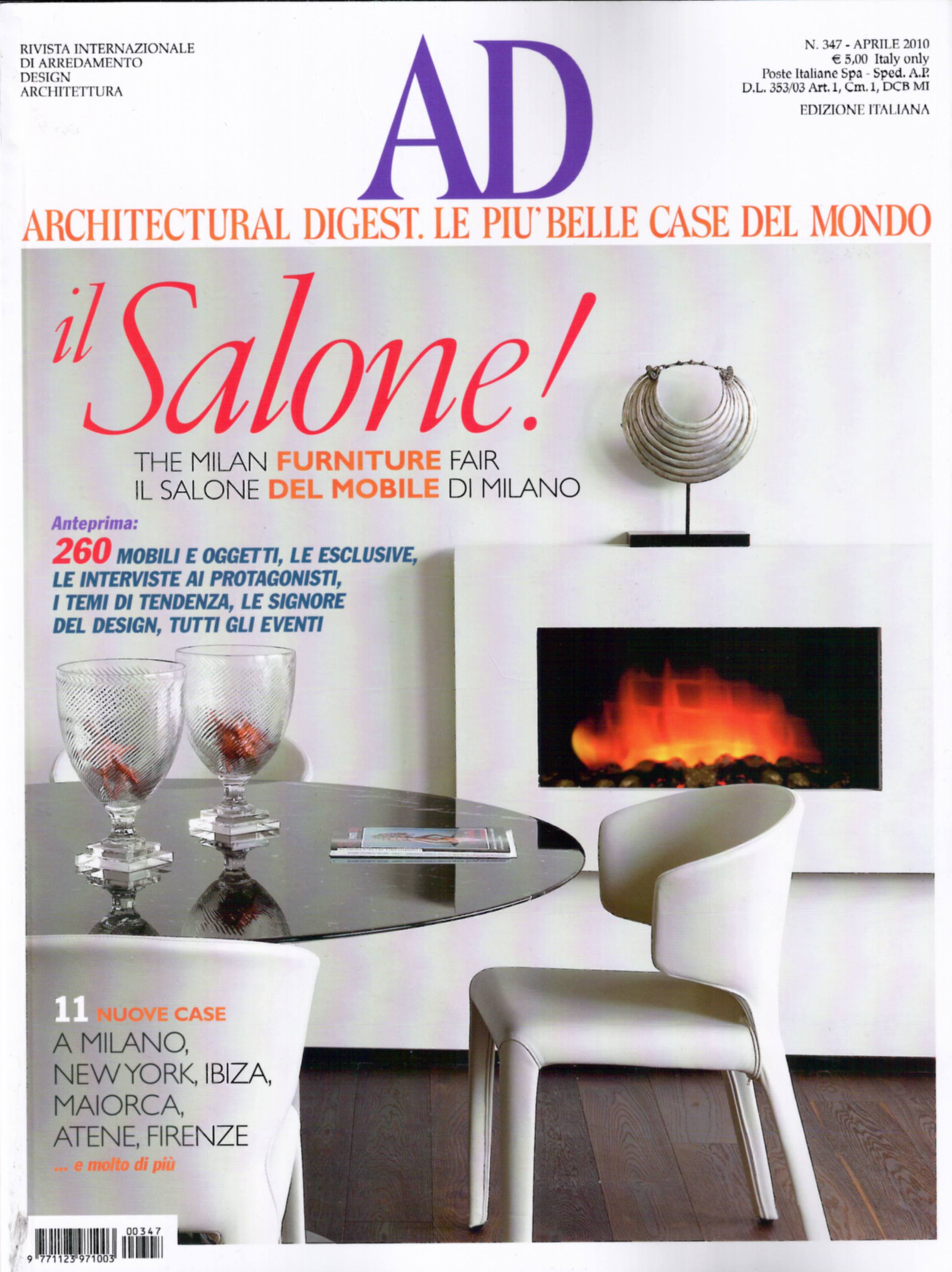 Le migliori riviste di arredamento helle kitchen for Art e decoration rivista