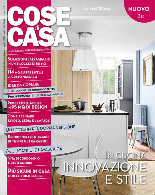 Le migliori riviste di arredamento helle kitchen for Riviste arredamento cucine