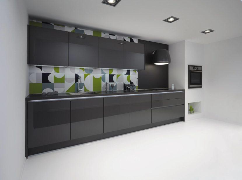 La cucina di colore grigio in 9 bellisime composizioni ...