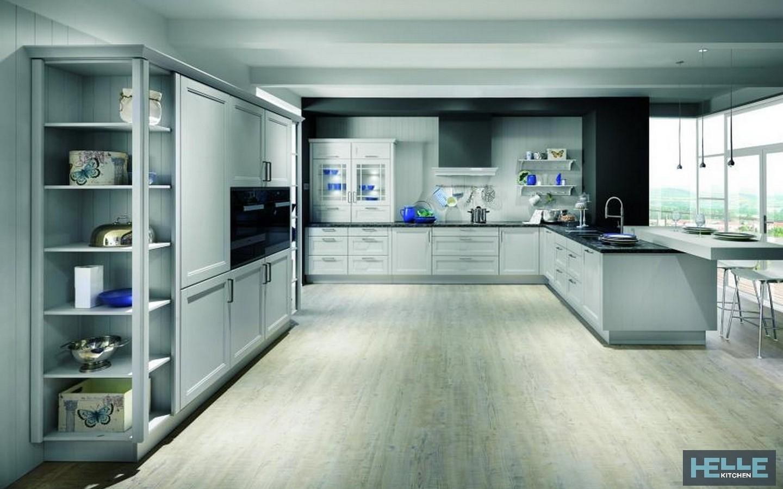 Arredamento Cucina E Soggiorno Ambiente Unico.Arredare Cucina E Soggiorno In Ambiente Unico Helle Kitchen