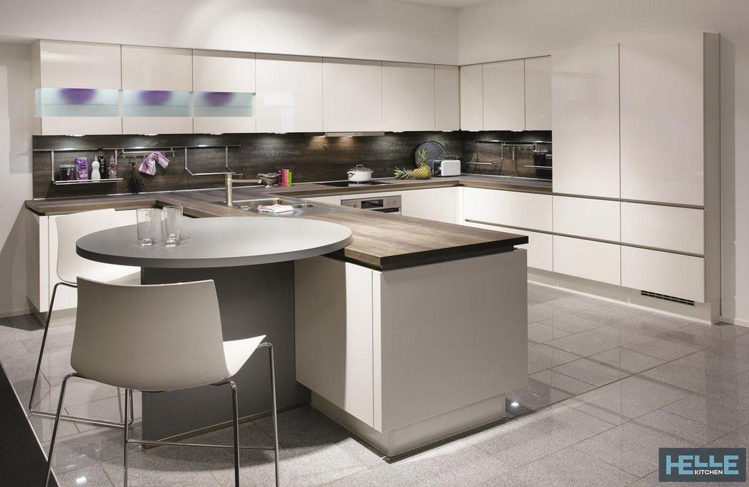 Unico Ambiente Cucina Soggiorno arredare cucina e soggiorno in ambiente unico | helle kitchen