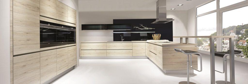 Consigli per arredare cucina in colore nero Helle kitchen