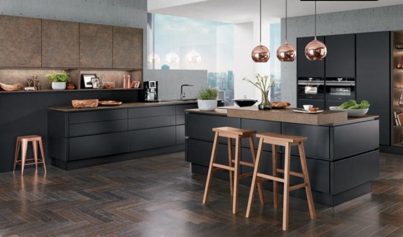 7 suggerimenti per progettare una cucina nera helle kitchen