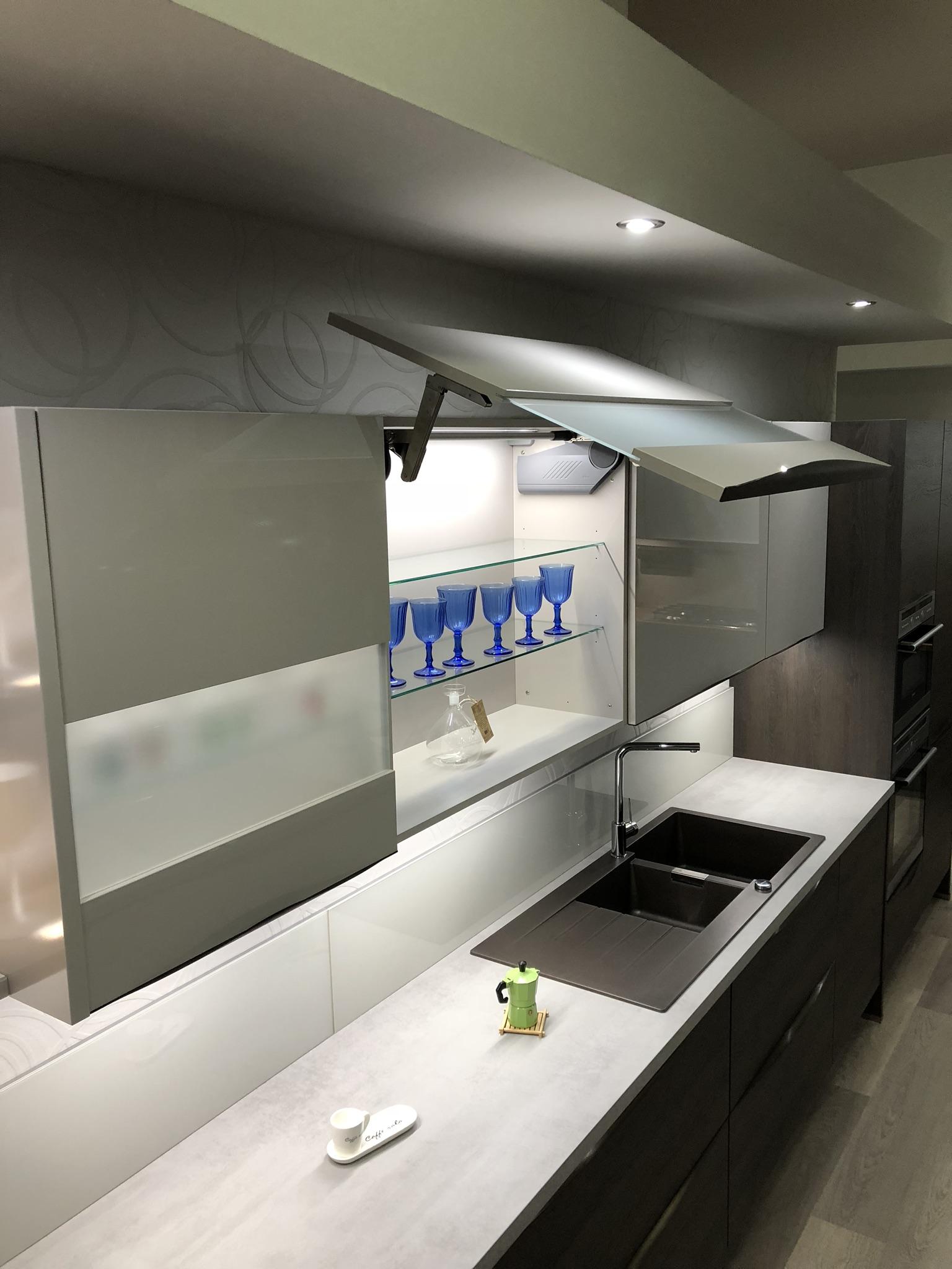 Mobili Cucina Senza Ante come pensi di aprire le ante della tua nuova cucina?   helle